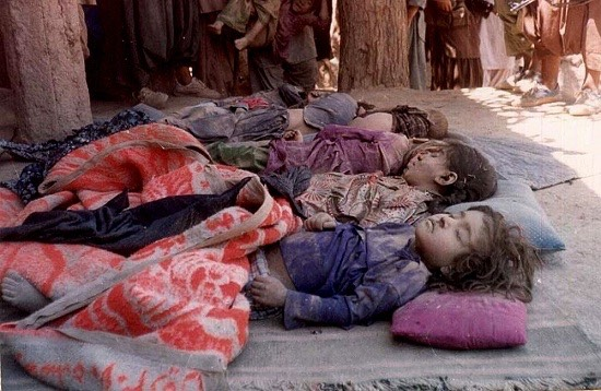 AFG dead children