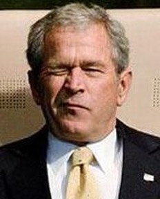 Bush the psychopath