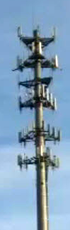cell tower tall