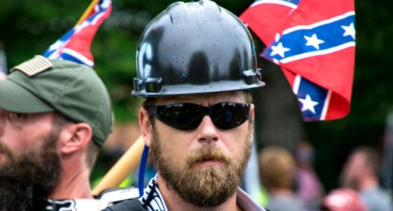 Charlottesville 'Unite the Right' rally. (Rodney Dunning:Flickr)
