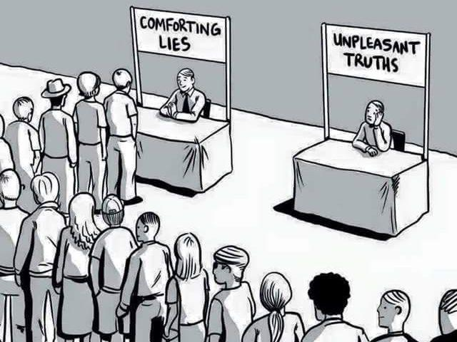 comforting-lies-vs-unpleasant-truths