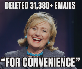 deleted 31,280 emails