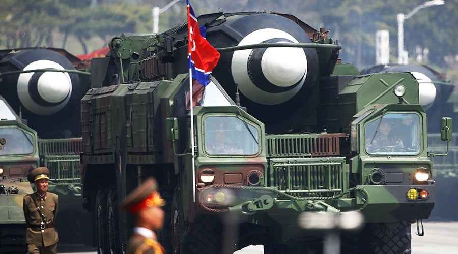 Don't tread on us - N. Korean ICBMs -Damir Sagolj : Reuters