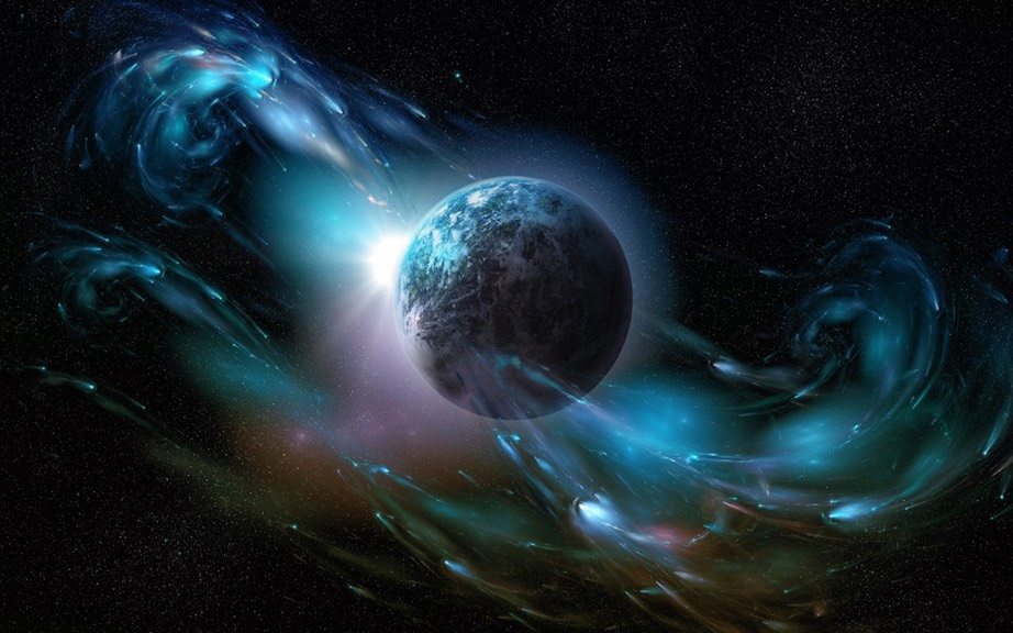 Earth assailed by PlanetX magentic storms