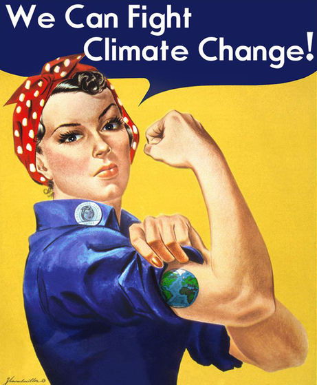 fight climate change! -pinterest