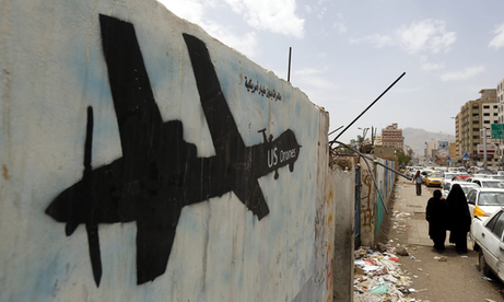graffiti in Yemen