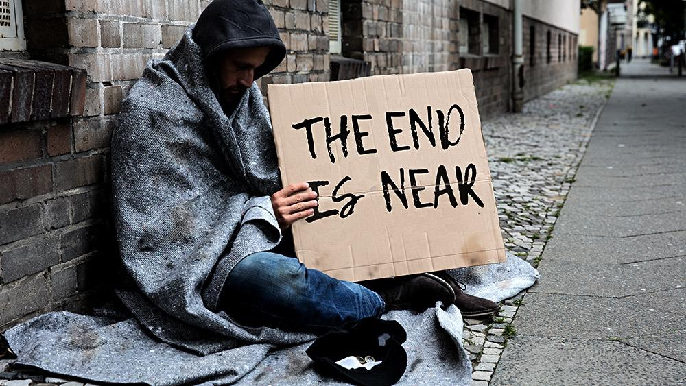 Homeless-The-End-is-Near