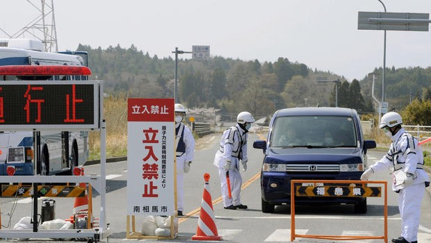 Japan automakers check radiation on car exports - CBS News