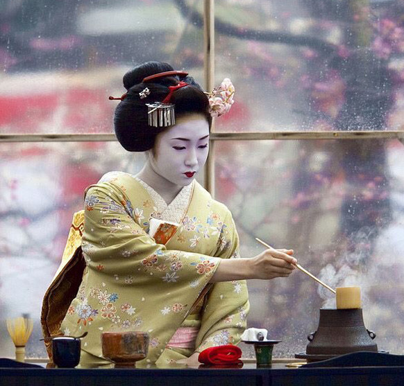 Japanese Tea Ceremony never repeats -japaninsides.com