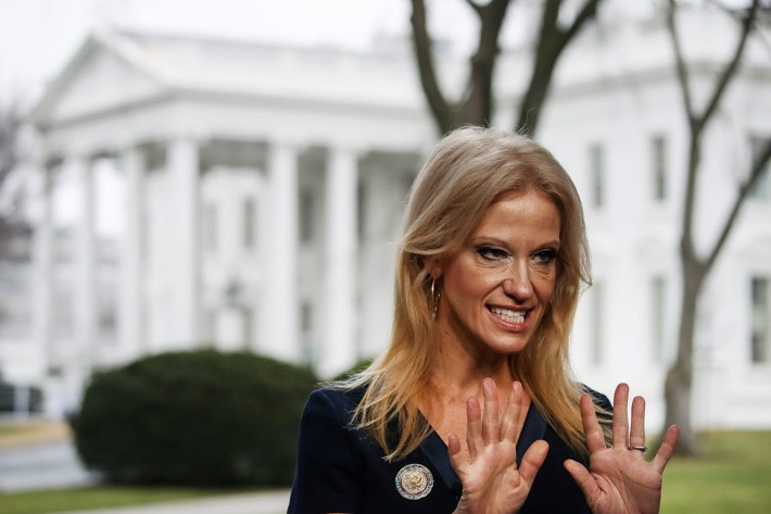 kellyanne-conway.-Mark Wilson:Getty Images