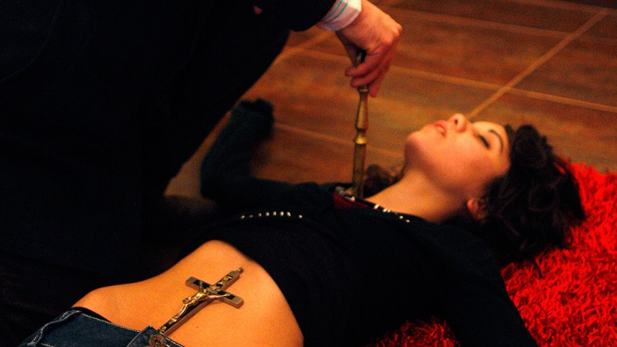 Kinky Catholic sex called exorcism -© Jose Manuel Ribeiro : Reuters