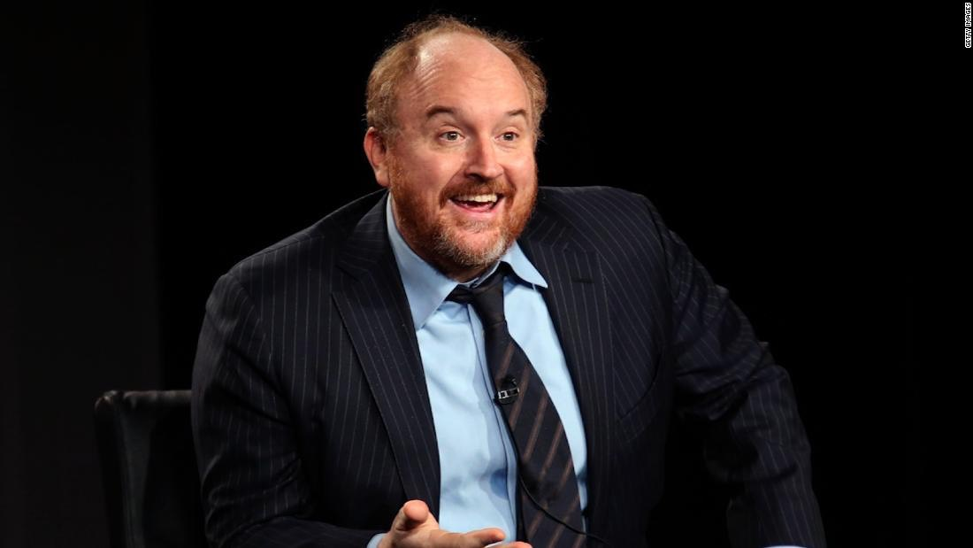 Louis CK One of the best -heightline.com