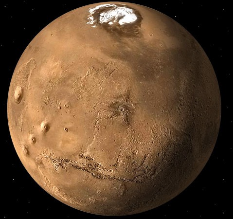 Mars Ice | USGS Astrogeology Science Center