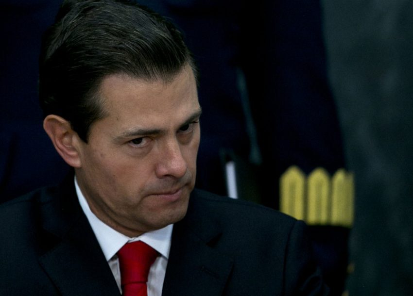 Mexico's president, Enrique Peña Nieto cancels an upcoming visit to Washington
