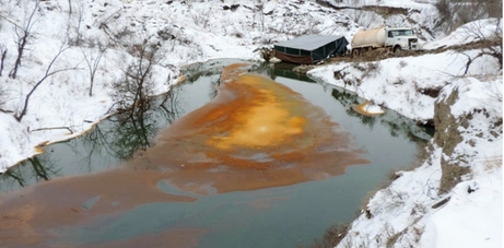 North Dakota Pipeline Spill Estimated at 176,000 Gallons Dec 14.16
