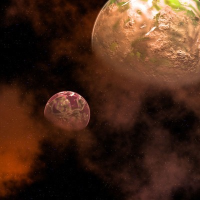 Planet Nibiru And The Red Earth!