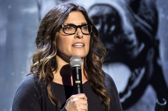 Six months after accusing Louis C.K. of sexual misconduct, comedian Rebecca Corry reflects on how the decision to speak out has affected her life. Photo- Courtesy of Rebecca Corry