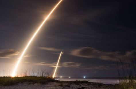 spacex multiple launches