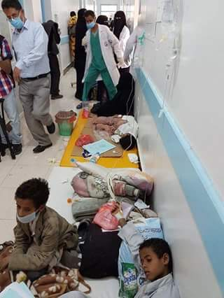US-sponsored-cholera-epidemic-perpetrated-by-Saudis-grips-Yemen