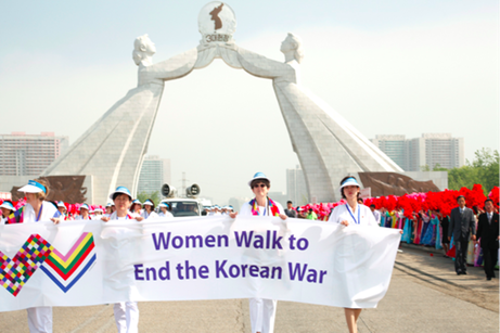 Women To End Korean War